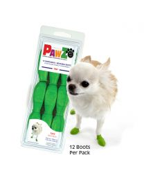 Botas Reutilizables y Biodegradables PawZ Talla Tiny