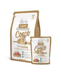 """Brit Care Cocco """"Exigentes"""" para Gatos"""