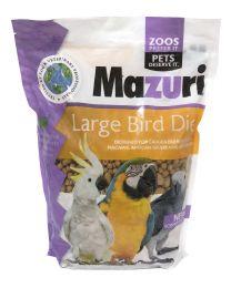 """Mazuri Alimento para Aves Grandes """"Large Bird Diet"""""""