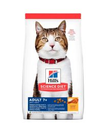 Hill's Alimento para Gatos Senior +7 Años