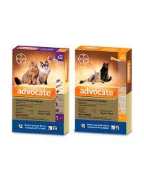 Advocate para Gatos y Hurones Bayer