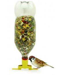 Comedero Aves con adaptador para Botella Jw