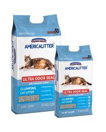 "Arena Aglutinante America Litter ""Ultra Odor Seal"""