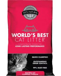 "Arena Aglutinante Natural ""World's Best Cat Litter"" Multicat"