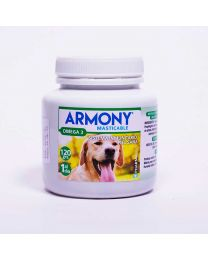 Armony Masticable Omega 3 para Perros