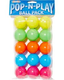 "Pack de Pelotas de Repuesto ""Pop-N-Play"""
