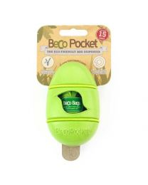 "Dispensador ""Beco Pocket"" de Bamboo - Verde"