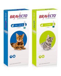 Antiparasitario Pipeta BRAVECTO para Gatos