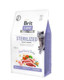 """Brit Care Daisy """"Control de peso"""" para Gatos"""