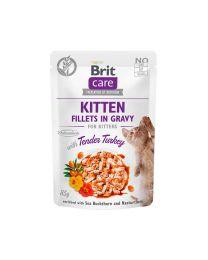 Brit Care Pouch para Gatitos