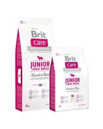 Brit Cordero y Arroz Junior Grain-Free para Perros Raza Grande