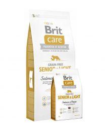 Brit Salmón y Papas Light Grain-Free para Perros Senior
