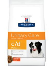 """Hill's """"Urinary Care"""" Cuidado Urinario c/d para Perros"""