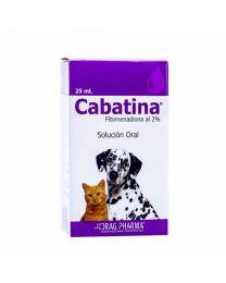 Cabatina Solución Oral Drag Pharma