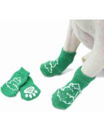 Calcetines Antideslizantes Diseño Navidad