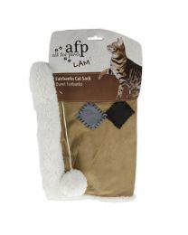 Cama Bolsa para Gatos - Beige