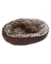 Cama Animal Print para Gatos