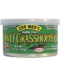 """Saltamontes en Lata """"Can O' Grasshoppers"""""""