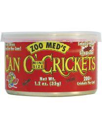 """Mini Grillos en Lata """"Can O' Mini Size Crickets"""""""