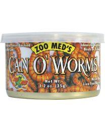 """Tenebrios en Lata """"Can O' Worms"""""""