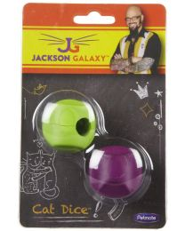 "Dados ""Cat Dice"" Jackson Galaxy - hollow soft"