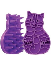 Cepillo KONG Zoom Groom para Gatos