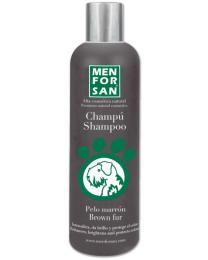 Shampoo para Pelo Marrón