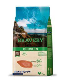 Bravery Cachorro Pollo Razas Pequeñas