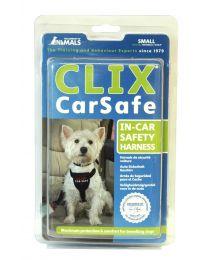 """Cinturón de Seguridad """"CLIX CarSafe"""" para Perros"""