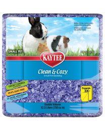 """Sustrato Kaytee """"Clean & Cozy"""" Morado"""