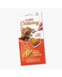 Snack Cremoso Catit Creamy Pollo