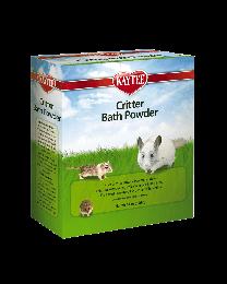 Baño de Polvo para Pequeños Animales