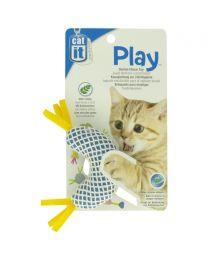 Juguete Masticable Dental para Gatos - Boomerang