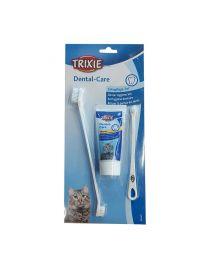 Set de Higiene Dental para Gatos