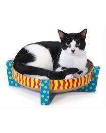 Rascador de Descanso para Gatos
