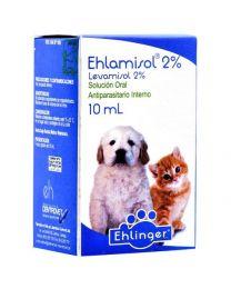Ehlamisol 2% Solución oral