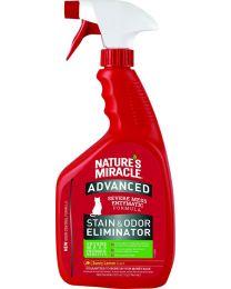 Eliminador Avanzado de Manchas y Olores para Gatos - 946 ml