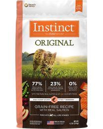 Instinct Original Grain-Free para Gatos Receta Salmón