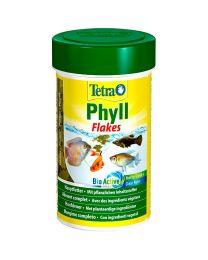 "Alimento para Peces Ornamentales ""Phyll Flakes"" Tetra"