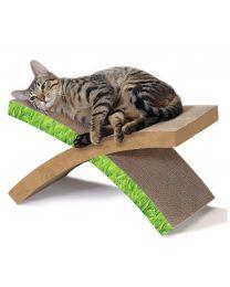 Rascador y Hamaca Easy Life para Gatos