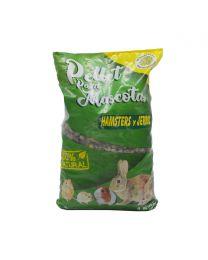 Pellet de Alfalfa Mix para Jerbos y Hamster