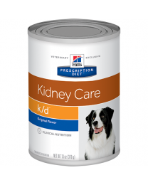 Hill's Prescription Diet Cuidado Renal k/d para Perros