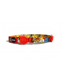 "Collar para Gatos ""Homero Simpson"" Zee.Cat"