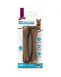Huesos Compactos para Perros Pequeños - 2 unidades