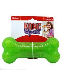 """Juguete Hueso """"Kong Squeezz"""" con Sonido"""