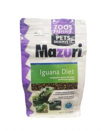 Mazuri Alimento para Iguana y otros Reptiles Herbívoros