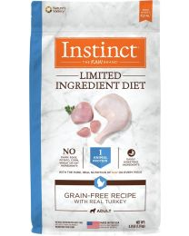 "Instinct ""Ingredientes Limitados"" Pavo para Perros  - 1,8 kilos"