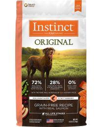 Instinct Original Grain-Free para Perros Receta Salmón