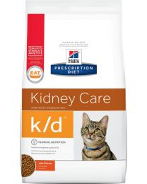 "Hill's ""Kidney Care"" k/d Cuidado Riñon Gatos"