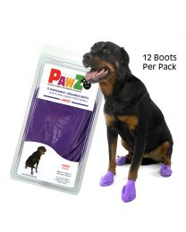 Botas Reutilizables y Biodegradables PawZ Talla Large